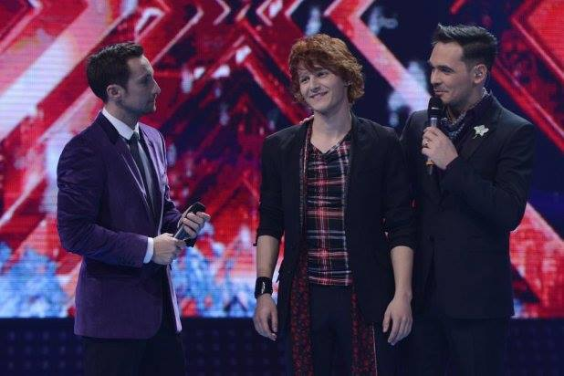 Bratis Eliminated from X factor competition 2013 Finales
