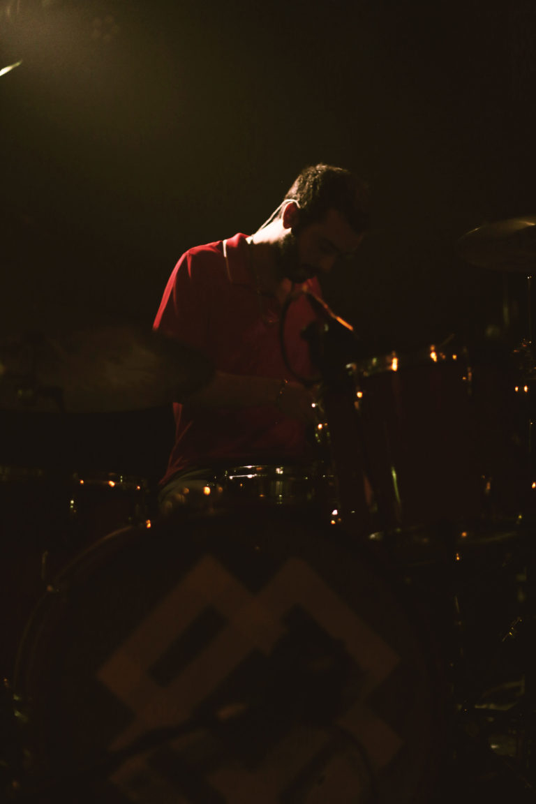 Bratis and Carlos Bras at the Joiners Southampton