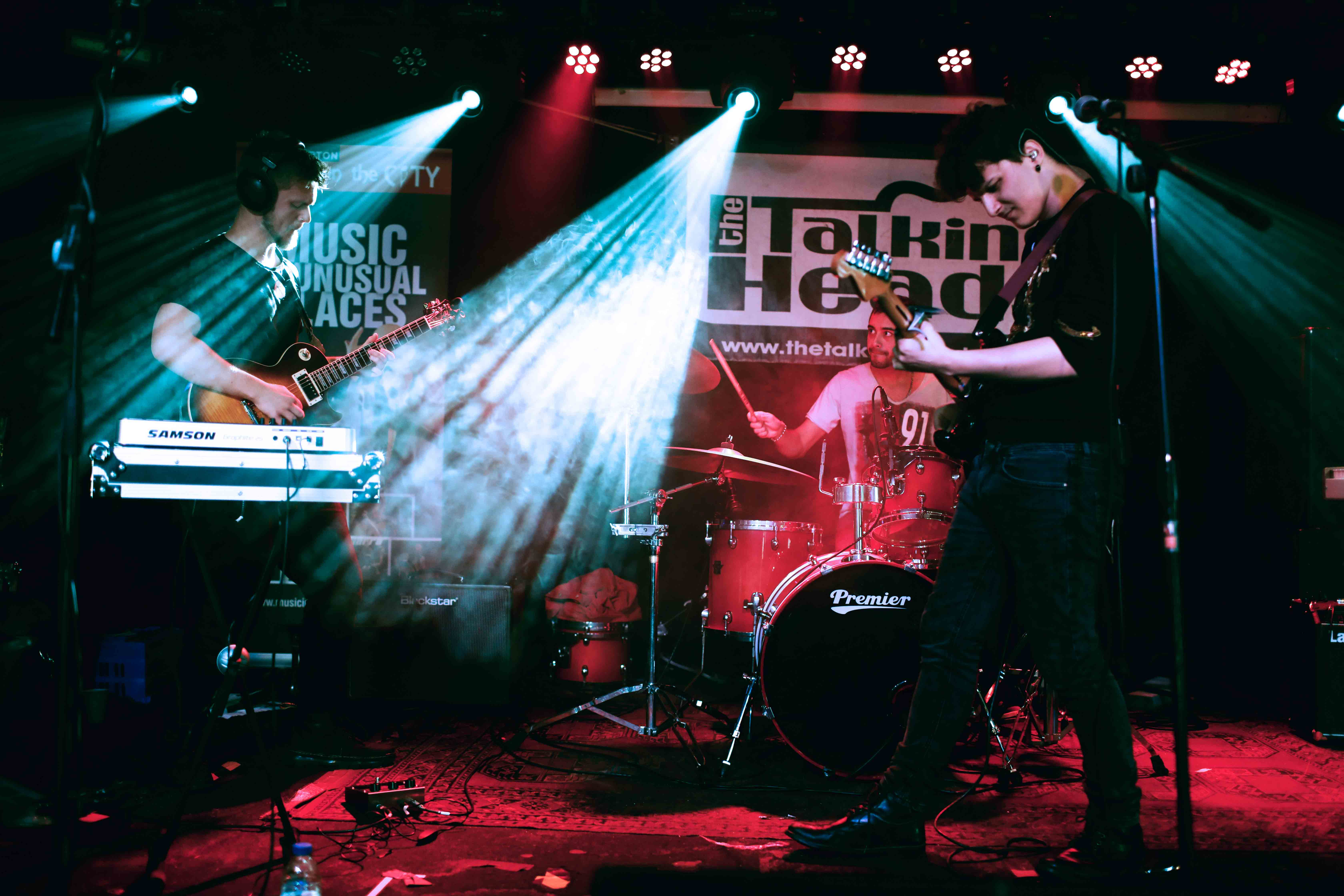 Bratis at Talking Heads as part of Music in the City Festival. Music in the city Photos